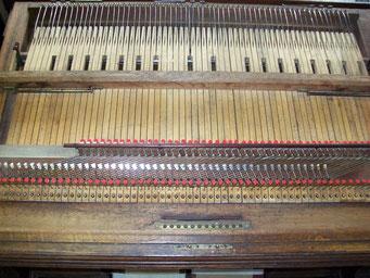 Restauration du mécanisme d'octave aigüe