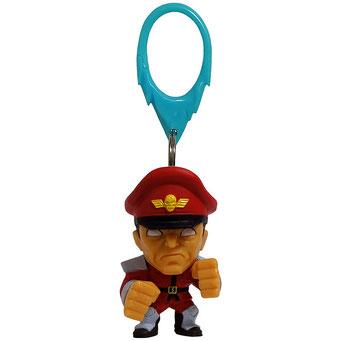 Street Fighter Hanger Figures (M. Bison/ベガ)