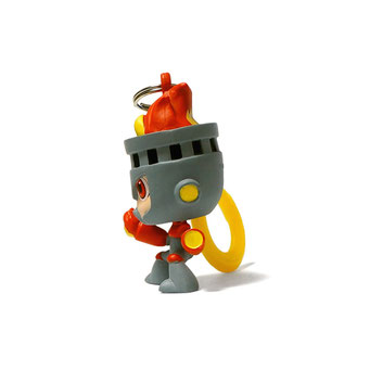 Rockman Backpack Hangers (Fire Man)