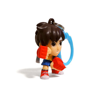 Street Fighter Hanger Figures (Sakura)