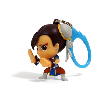 Street Fighter Hanger Figure (Chun-Li)