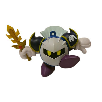 Kirby Backpack Hangers (Meta Knight Cape)