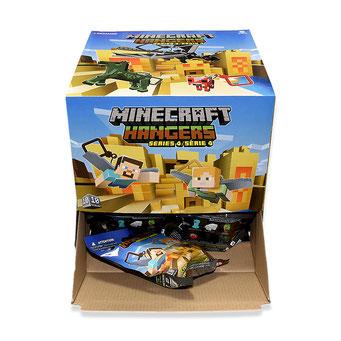 Minecraft Hangers Series 4 (CDU)