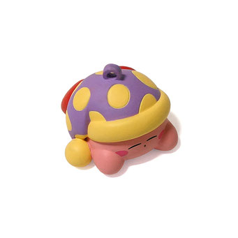 Kirby Backpack Hangers (Kirby Sleep)