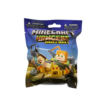 Minecraft Hangers Series 4 (Foil Pack)