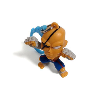 Street Fighter Hanger Figures (Sagat)