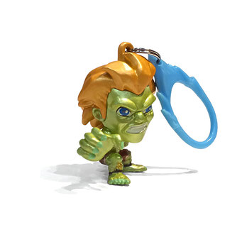 Street Fighter Hanger Figure (Metallic Blanka / Chase Piece)