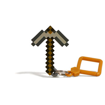 Minecraft Hangers Series 1 Pickaxe