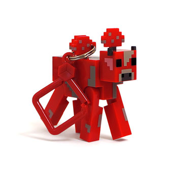 Minecraft Hangers Series 2 Mooshroom