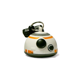 Star Wars Helmet Bag Clips (BB-8)