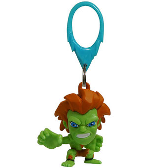 Street Fighter Hanger Figure (Blanka)