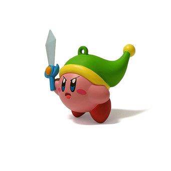 Kirby Backpack Hangers (Kirby Sword)