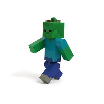 Minecraft Hangers Series 1 Zombie