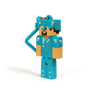 Minecraft Hangers Series 2 Diamond Steve