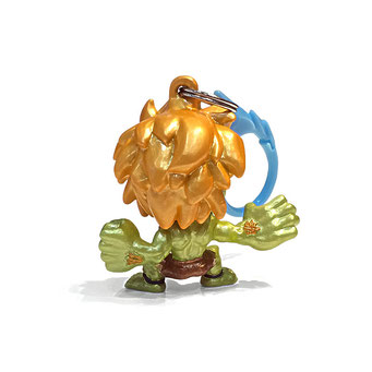Street Fighter Hanger Figure (Metallic Blanka / Chase Piece)