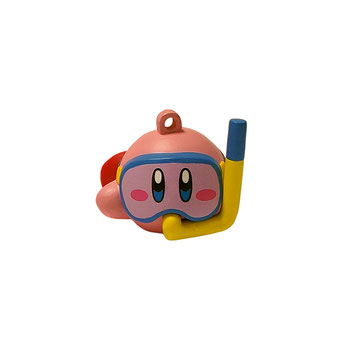 Kirby Backpack Hangers (Kirby Swim)