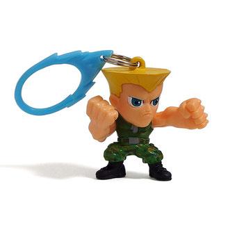 Street Fighter Hanger Figures (Guile)