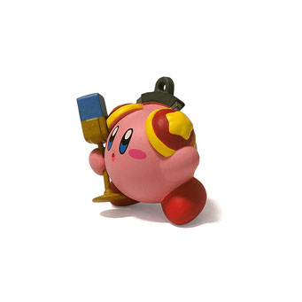 Kirby Backpack Hangers (Kirby Mic)