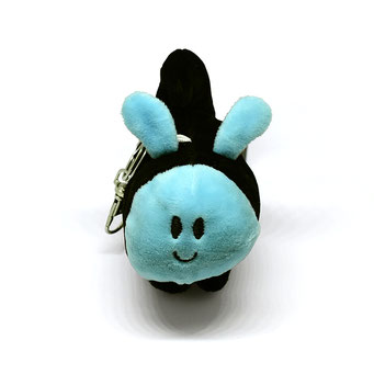 Jelly Jamm Plush Key-Chain (Dodo / Blue)