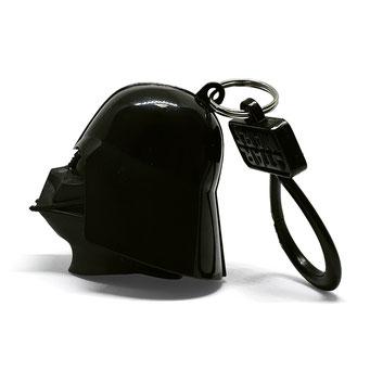 Star Wars Helmet Bag Clips (Darth Vader)