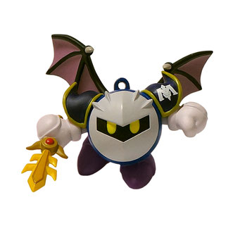 Kirby Backpack Hangers (Meta Knight Wings)