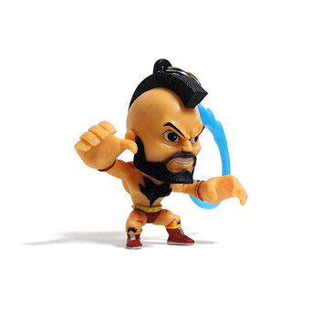 Street Fighter Hanger Figures (Zangief)