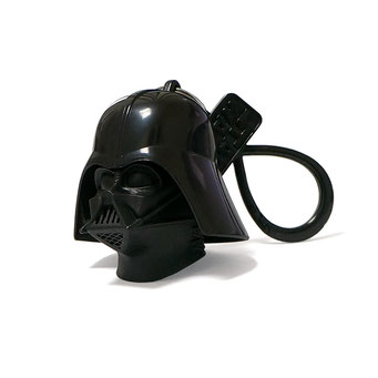 Star Wars Helmet Bag Clips (Darth Vader)