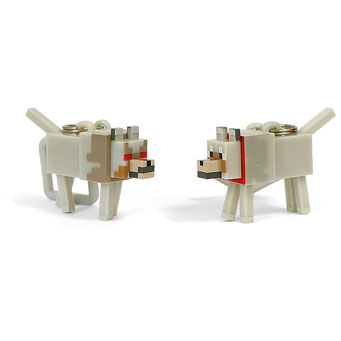Minecraft Hangers Series 2 Wolves
