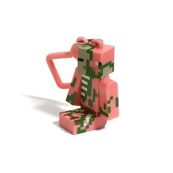 Minecraft Hangers Series 1 Zombie Pigman