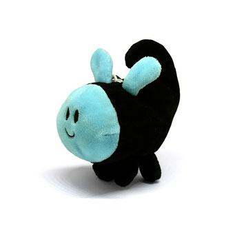 Jelly Jamm Plush Key-Chain (Dodo / Blue)