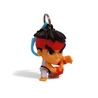 Street Fighter Hanger Figure (Ryu)