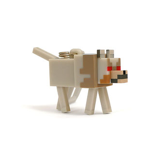 Minecraft Hangers Series 2 Aggressive Wolf