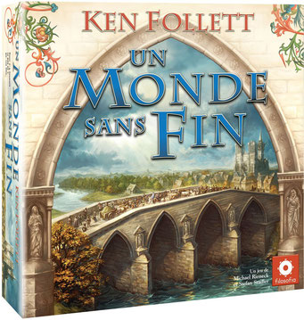 Un monde sans fin, édité par Filosofia, basé sur le roman de Ken Follett