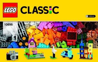 Lego - boîte de briques créatives