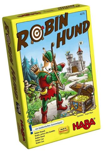 Robin, Prince des voleurs, édité par Haba, basé sur Robin des Bois