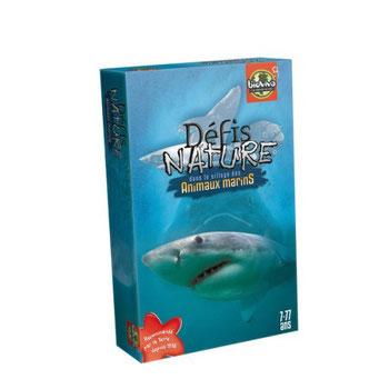 Défi Nature : Animaux marins
