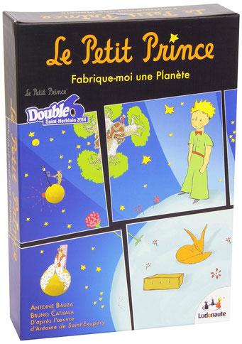 Le Petit Prince, fabrique-moi une étoile, édité par Ludonaute, basé sur le Petit Prince