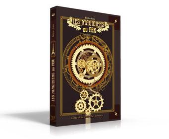 Les magiciens de fer, BD dont vous êtes le héros
