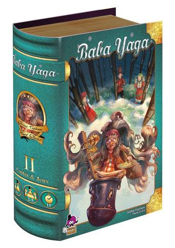 Baba Yaga, édité par Purple Brain, basé sur le conte russe Baba Yaga