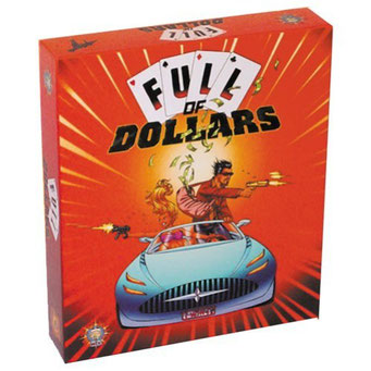 Full of dollars