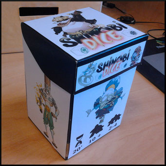 Shinobi DICE