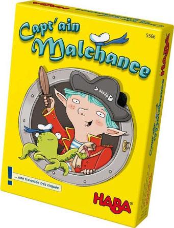 Capt'tain Malchance