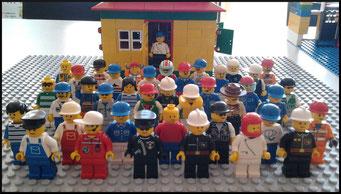 Lego - 30 nouvelles figurines
