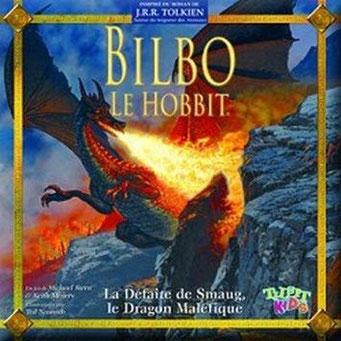 Bilbo le Hobbit, édité par Tilsit, basé sur Bilbo le Hobbit