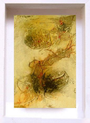 2007 Samouraï PF7 Technique mixte sur papier  (14x21cm)Prix 215€