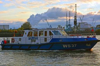 Polizeistreifenboot WS 37