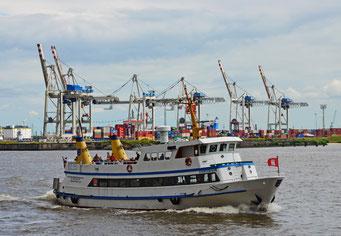 Fahrgastschiff STÖRTEBECKER