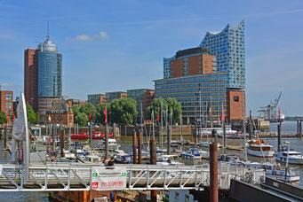 Hamburger Sportboothafen