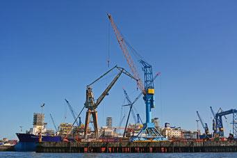 BLOHM + VOSS Werft