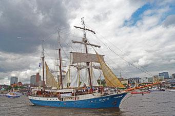 ATLANTIS zum 823.Hamburger Hafengeburtstag 2012